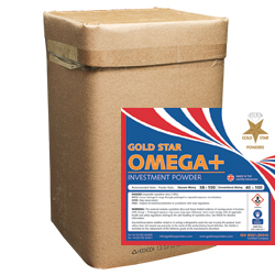 Формомасса GOLD STAR OMEGA PLUS (45кг)